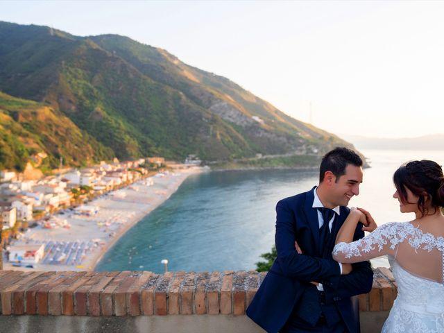 Le nozze di Marcella e Carmelo