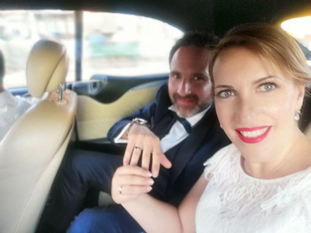 Le nozze di Alessandra e Seby