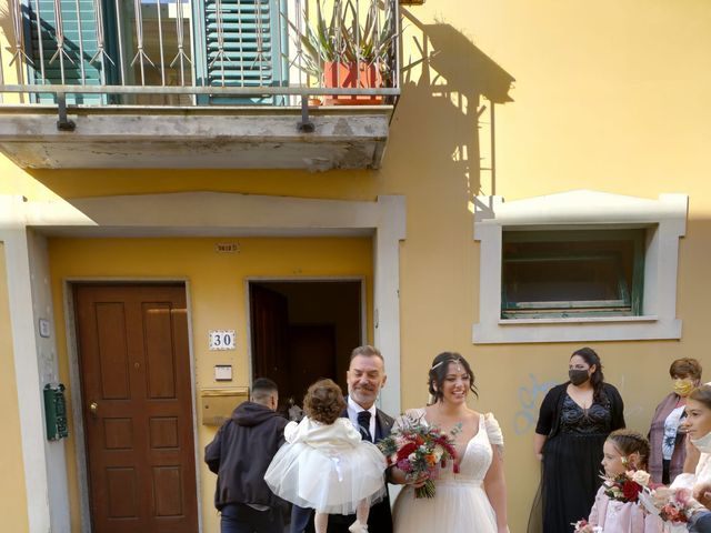 Il matrimonio di Giovanni  e Alessandra a Porto Torres, Sassari 12
