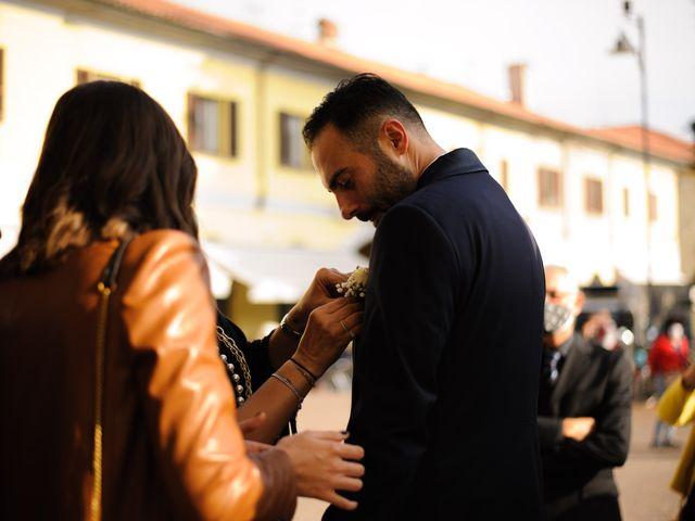 Il matrimonio di Pietro e Alice a Cornaredo, Milano 47