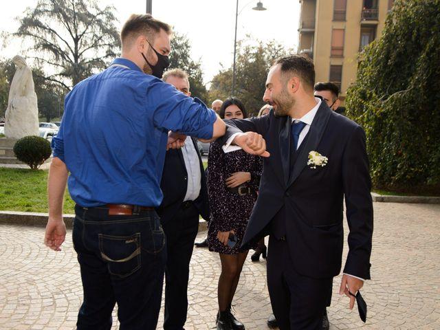 Il matrimonio di Pietro e Alice a Cornaredo, Milano 48