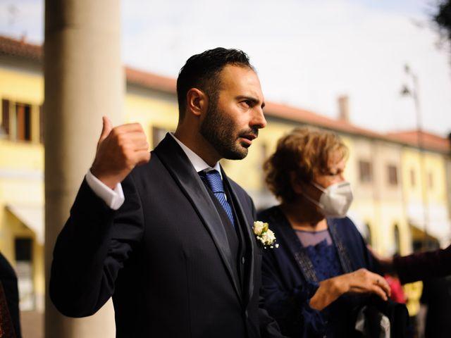 Il matrimonio di Pietro e Alice a Cornaredo, Milano 49
