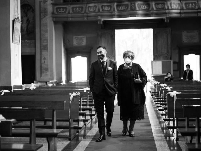 Il matrimonio di Pietro e Alice a Cornaredo, Milano 50