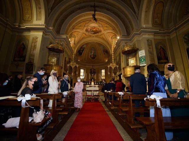 Il matrimonio di Pietro e Alice a Cornaredo, Milano 51