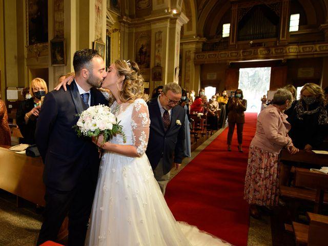 Il matrimonio di Pietro e Alice a Cornaredo, Milano 58