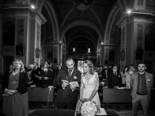Il matrimonio di Pietro e Alice a Cornaredo, Milano 61