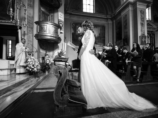 Il matrimonio di Pietro e Alice a Cornaredo, Milano 62