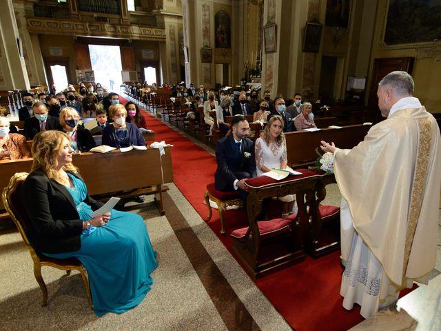 Il matrimonio di Pietro e Alice a Cornaredo, Milano 64
