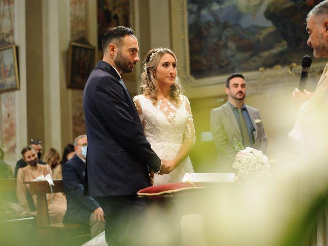 Il matrimonio di Pietro e Alice a Cornaredo, Milano 67