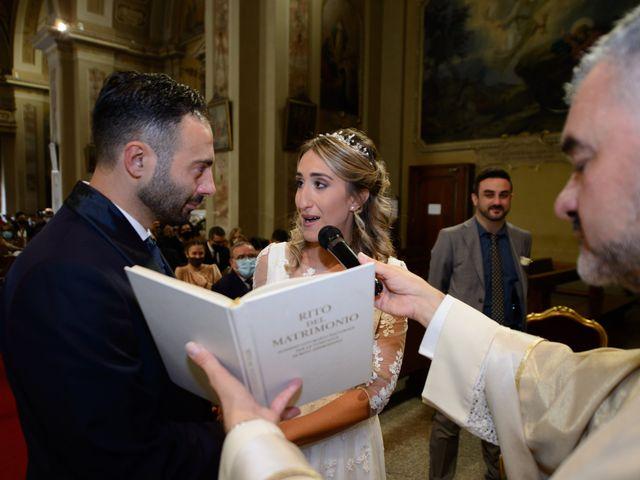 Il matrimonio di Pietro e Alice a Cornaredo, Milano 70
