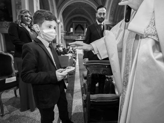 Il matrimonio di Pietro e Alice a Cornaredo, Milano 73