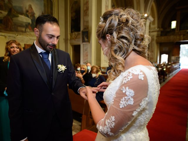 Il matrimonio di Pietro e Alice a Cornaredo, Milano 78