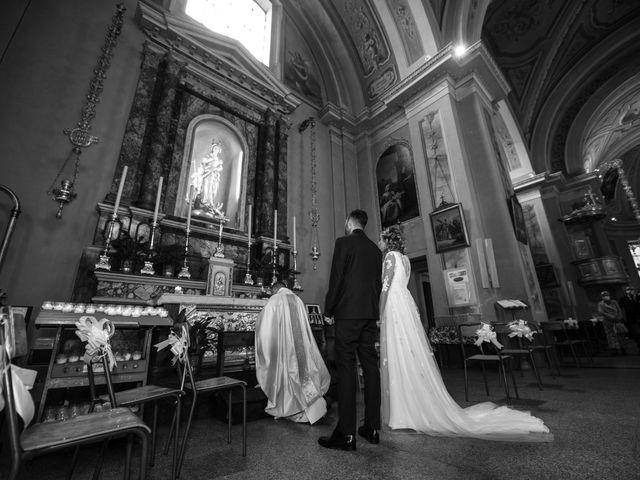 Il matrimonio di Pietro e Alice a Cornaredo, Milano 81