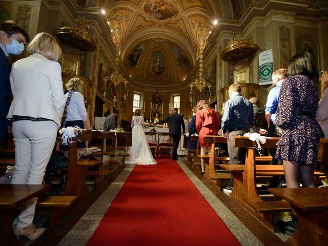 Il matrimonio di Pietro e Alice a Cornaredo, Milano 83