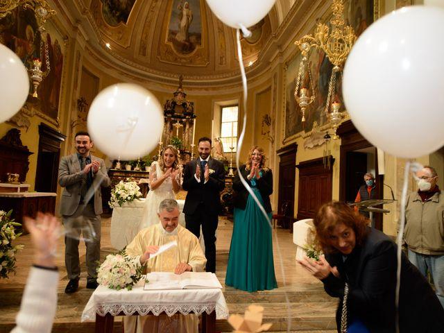 Il matrimonio di Pietro e Alice a Cornaredo, Milano 90