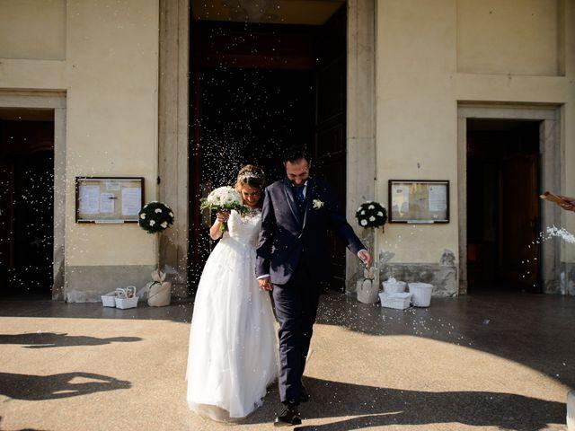 Il matrimonio di Pietro e Alice a Cornaredo, Milano 93