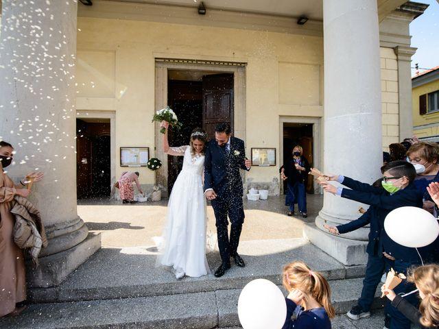 Il matrimonio di Pietro e Alice a Cornaredo, Milano 94
