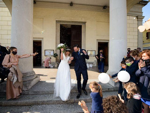Il matrimonio di Pietro e Alice a Cornaredo, Milano 95