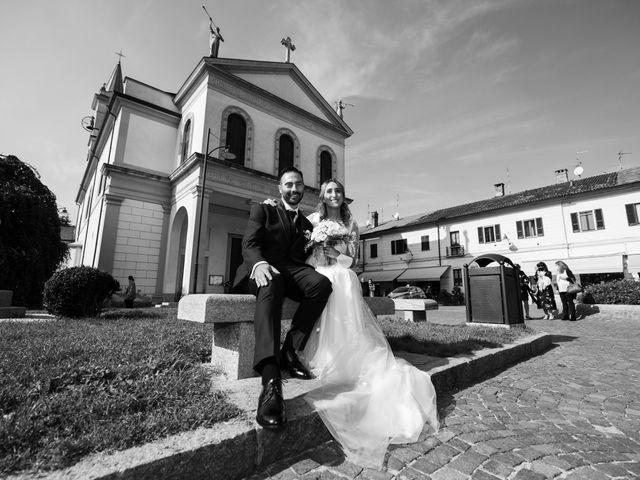 Il matrimonio di Pietro e Alice a Cornaredo, Milano 100