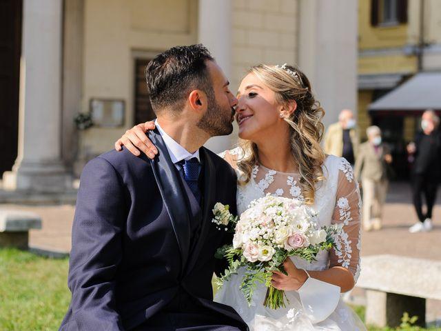 Il matrimonio di Pietro e Alice a Cornaredo, Milano 101