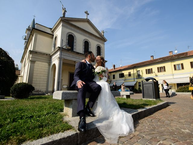 Il matrimonio di Pietro e Alice a Cornaredo, Milano 102