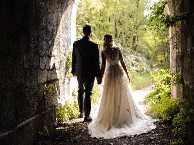 Il matrimonio di Pietro e Alice a Cornaredo, Milano 114