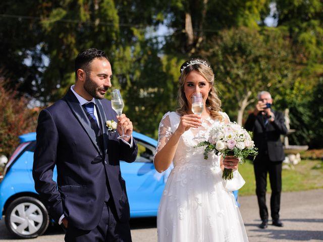 Il matrimonio di Pietro e Alice a Cornaredo, Milano 116