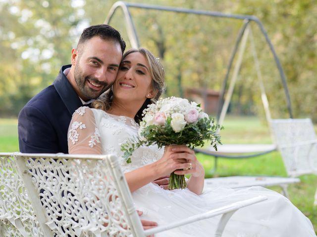 Il matrimonio di Pietro e Alice a Cornaredo, Milano 135