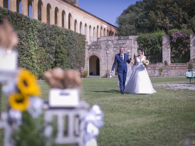 Il matrimonio di Matteo e Flavia a Pisa, Pisa 17
