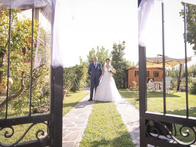 Il matrimonio di Matteo e Flavia a Pisa, Pisa 50