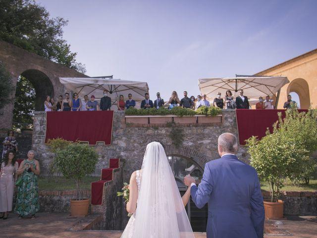 Il matrimonio di Matteo e Flavia a Pisa, Pisa 51