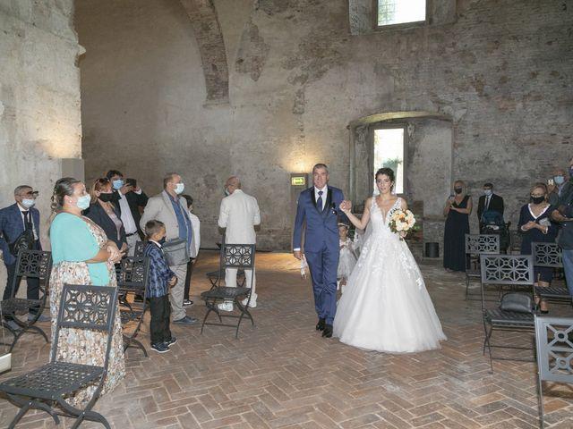 Il matrimonio di Matteo e Flavia a Pisa, Pisa 52