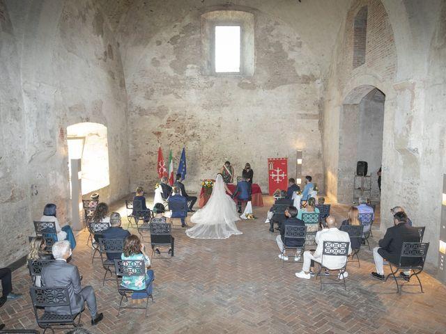 Il matrimonio di Matteo e Flavia a Pisa, Pisa 54