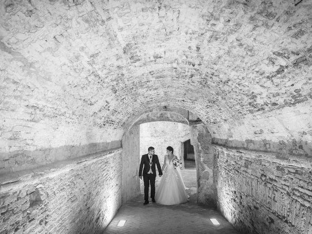 Il matrimonio di Matteo e Flavia a Pisa, Pisa 57
