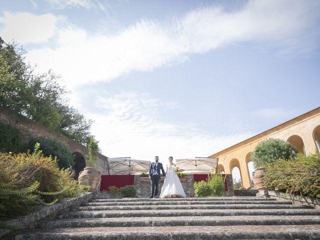 Il matrimonio di Matteo e Flavia a Pisa, Pisa 58