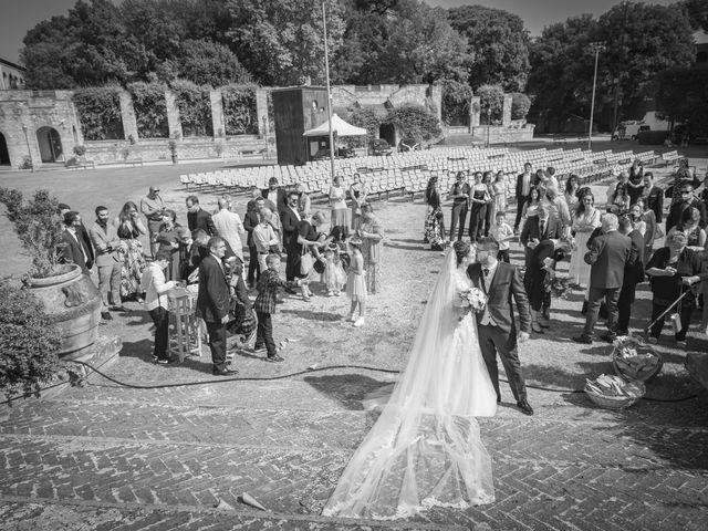 Il matrimonio di Matteo e Flavia a Pisa, Pisa 59