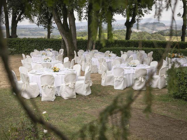 Il matrimonio di Matteo e Flavia a Pisa, Pisa 61