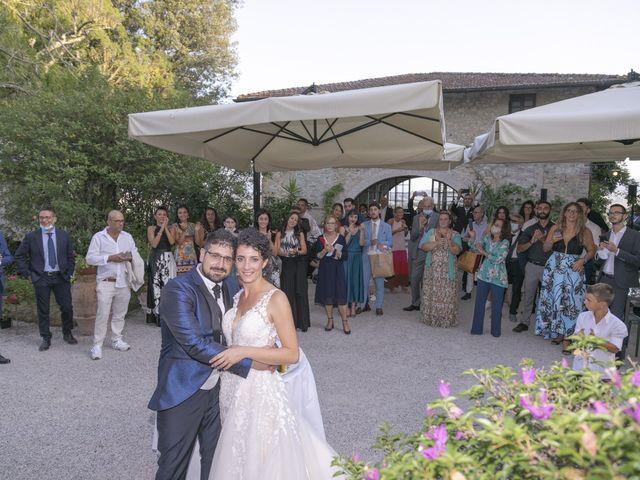 Il matrimonio di Matteo e Flavia a Pisa, Pisa 64