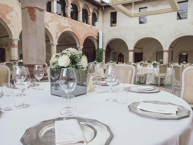Il matrimonio di Giacomo e Giorgia a Bariano, Bergamo 11