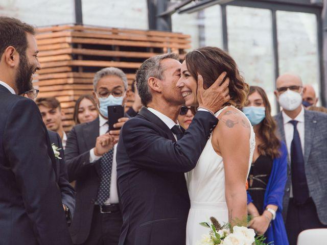 Il matrimonio di Giacomo e Giorgia a Bariano, Bergamo 19