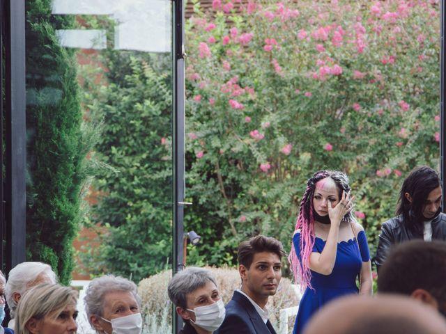Il matrimonio di Giacomo e Giorgia a Bariano, Bergamo 24