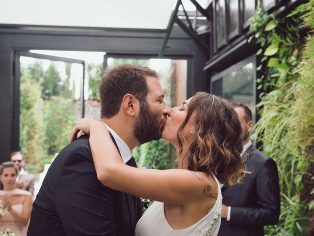 Il matrimonio di Giacomo e Giorgia a Bariano, Bergamo 25