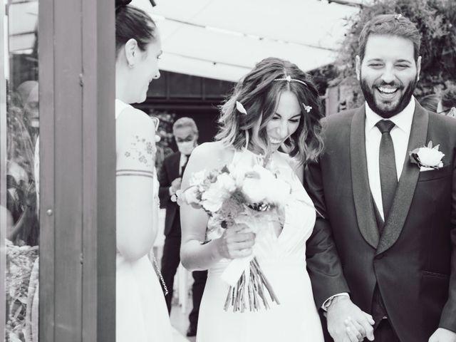 Il matrimonio di Giacomo e Giorgia a Bariano, Bergamo 27