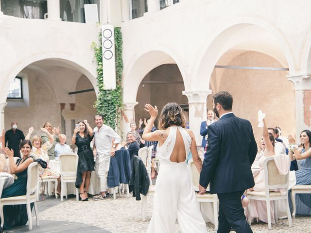 Il matrimonio di Giacomo e Giorgia a Bariano, Bergamo 28