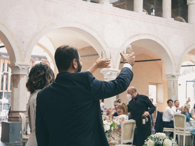 Il matrimonio di Giacomo e Giorgia a Bariano, Bergamo 29