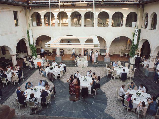 Il matrimonio di Giacomo e Giorgia a Bariano, Bergamo 33