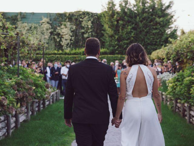 Il matrimonio di Giacomo e Giorgia a Bariano, Bergamo 34