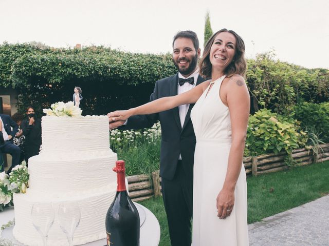 Il matrimonio di Giacomo e Giorgia a Bariano, Bergamo 35