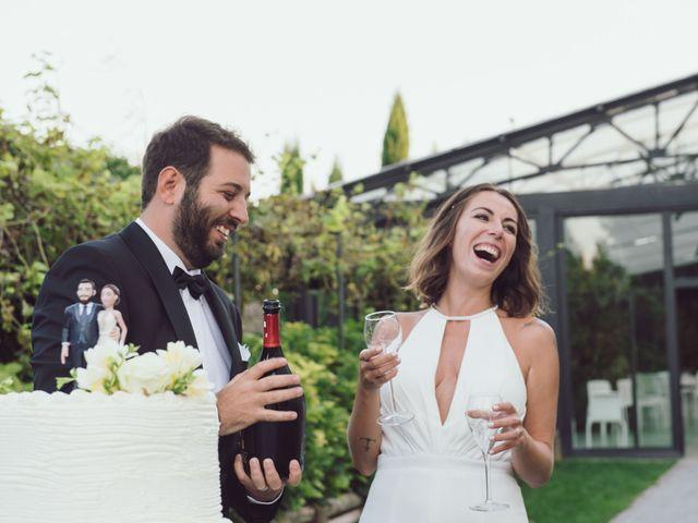 Il matrimonio di Giacomo e Giorgia a Bariano, Bergamo 36