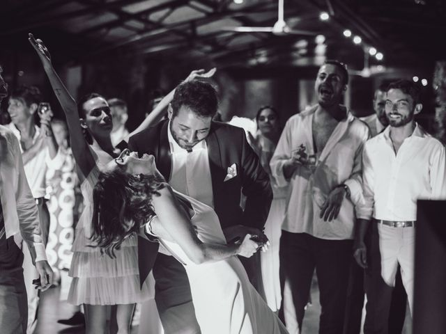 Il matrimonio di Giacomo e Giorgia a Bariano, Bergamo 42